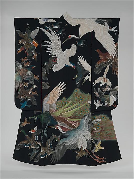 Kimono_Metropolitan Museum
